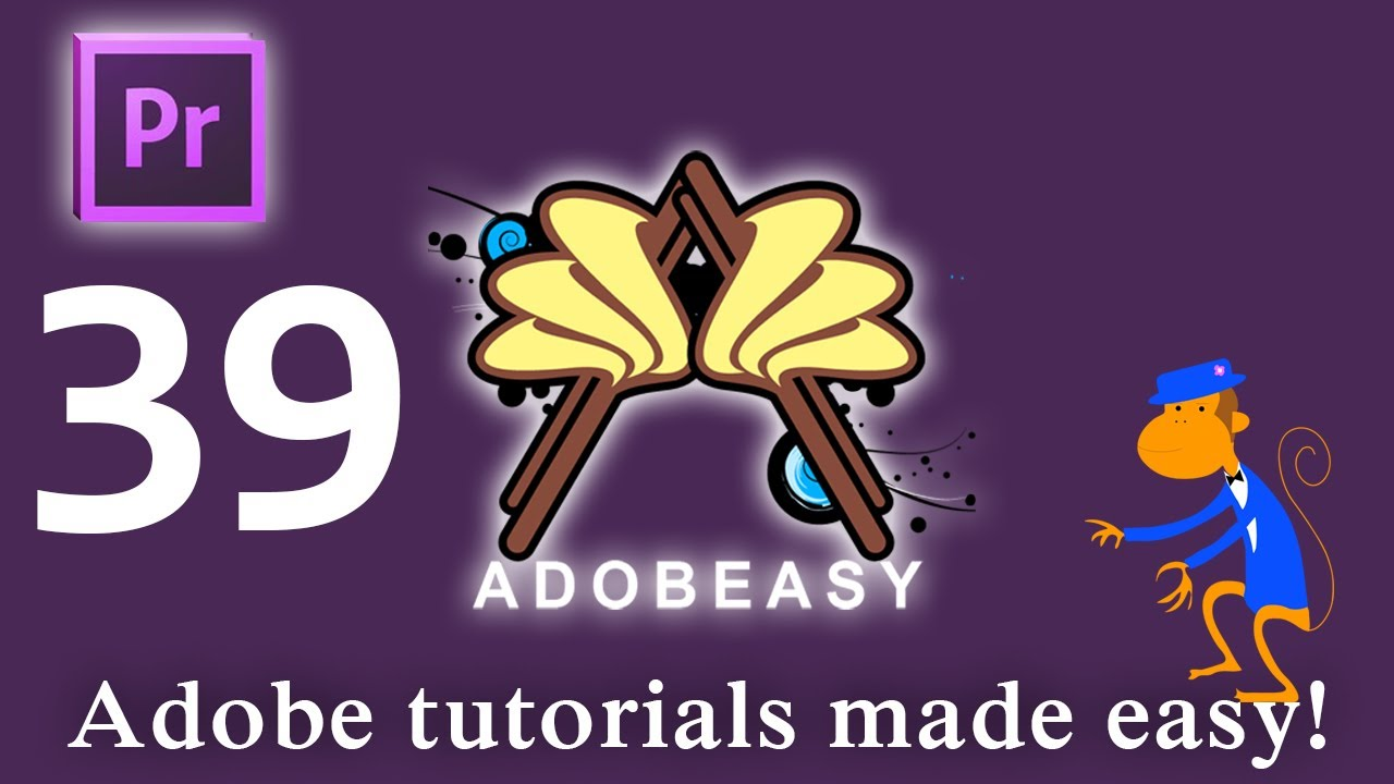 How To Animate Text In Adobe Premiere Pro Official Adobeasy Website How To  Animate Your Logo